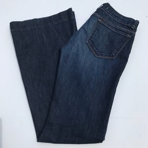 "J Brand ""Love Story"" Flare Cut Jeans"